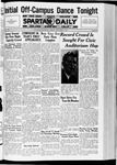 Spartan Daily, December 4, 1936 by San Jose State University, School of Journalism and Mass Communications