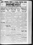 Spartan Daily, December 7, 1936