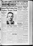 Spartan Daily, December 29, 1936 by San Jose State University, School of Journalism and Mass Communications