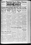 Spartan Daily, January 5, 1937 by San Jose State University, School of Journalism and Mass Communications