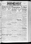 Spartan Daily, January 7, 1937 by San Jose State University, School of Journalism and Mass Communications