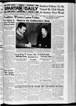 Spartan Daily, January 14, 1937 by San Jose State University, School of Journalism and Mass Communications