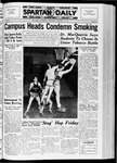 Spartan Daily, January 21, 1937 by San Jose State University, School of Journalism and Mass Communications