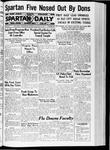 Spartan Daily, January 25, 1937