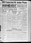 Spartan Daily, January 29, 1937