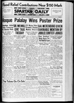 Spartan Daily, February 1, 1937 by San Jose State University, School of Journalism and Mass Communications
