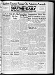 Spartan Daily, February 2, 1937 by San Jose State University, School of Journalism and Mass Communications