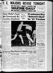 Spartan Daily, February 3, 1937 by San Jose State University, School of Journalism and Mass Communications