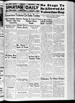Spartan Daily, February 4, 1937 by San Jose State University, School of Journalism and Mass Communications