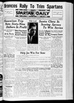 Spartan Daily, February 8, 1937 by San Jose State University, School of Journalism and Mass Communications