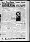 Spartan Daily, February 10, 1937 by San Jose State University, School of Journalism and Mass Communications