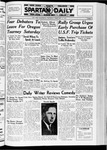 Spartan Daily, February 11, 1937 by San Jose State University, School of Journalism and Mass Communications