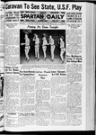 Spartan Daily, February 12, 1937 by San Jose State University, School of Journalism and Mass Communications