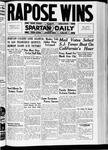 Spartan Daily, February 15, 1937 by San Jose State University, School of Journalism and Mass Communications
