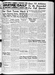 Spartan Daily, February 22, 1937 by San Jose State University, School of Journalism and Mass Communications