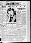 Spartan Daily, February 23, 1937 by San Jose State University, School of Journalism and Mass Communications