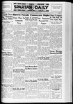 Spartan Daily, March 1, 1937 by San Jose State University, School of Journalism and Mass Communications