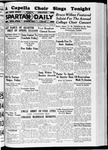 Spartan Daily, March 3, 1937