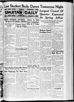 Spartan Daily, March 5, 1937 by San Jose State University, School of Journalism and Mass Communications