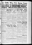 Spartan Daily, March 8, 1937