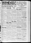 Spartan Daily, March 12, 1937 by San Jose State University, School of Journalism and Mass Communications