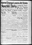 Spartan Daily, April 1, 1937