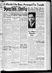 Spartan Daily, April 7, 1937 by San Jose State University, School of Journalism and Mass Communications