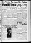Spartan Daily, April 9, 1937 by San Jose State University, School of Journalism and Mass Communications