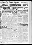 Spartan Daily, April 16, 1937