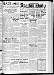 Spartan Daily, April 22, 1937 by San Jose State University, School of Journalism and Mass Communications