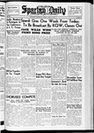 Spartan Daily, April 23, 1937 by San Jose State University, School of Journalism and Mass Communications