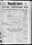 Spartan Daily, April 26, 1937 by San Jose State University, School of Journalism and Mass Communications