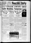 Spartan Daily, April 29, 1937 by San Jose State University, School of Journalism and Mass Communications