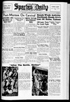 Spartan Daily, May 3, 1937 by San Jose State University, School of Journalism and Mass Communications