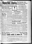Spartan Daily, May 6, 1937 by San Jose State University, School of Journalism and Mass Communications
