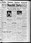 Spartan Daily, May 7, 1937 by San Jose State University, School of Journalism and Mass Communications