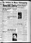 Spartan Daily, May 11, 1937 by San Jose State University, School of Journalism and Mass Communications