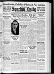 Spartan Daily, May 12, 1937 by San Jose State University, School of Journalism and Mass Communications