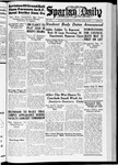Spartan Daily, May 13, 1937 by San Jose State University, School of Journalism and Mass Communications