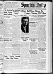 Spartan Daily, May 14, 1937 by San Jose State University, School of Journalism and Mass Communications