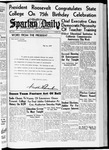 Spartan Daily, May 18, 1937 by San Jose State University, School of Journalism and Mass Communications