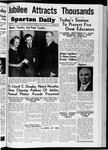 Spartan Daily, May 21, 1937 by San Jose State University, School of Journalism and Mass Communications
