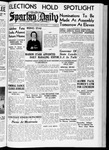 Spartan Daily, May 24, 1937 by San Jose State University, School of Journalism and Mass Communications