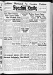 Spartan Daily, May 26, 1937 by San Jose State University, School of Journalism and Mass Communications