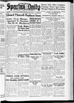 Spartan Daily, May 27, 1937 by San Jose State University, School of Journalism and Mass Communications