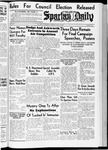 Spartan Daily, May 28, 1937 by San Jose State University, School of Journalism and Mass Communications