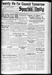 Spartan Daily, June 1, 1937 by San Jose State University, School of Journalism and Mass Communications