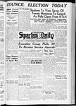 Spartan Daily, June 2, 1937 by San Jose State University, School of Journalism and Mass Communications
