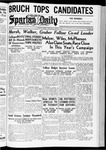 Spartan Daily, June 3, 1937 by San Jose State University, School of Journalism and Mass Communications