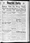 Spartan Daily, June 7, 1937 by San Jose State University, School of Journalism and Mass Communications